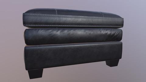 Gleason Chair Ottoman