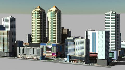 Modular City Pack