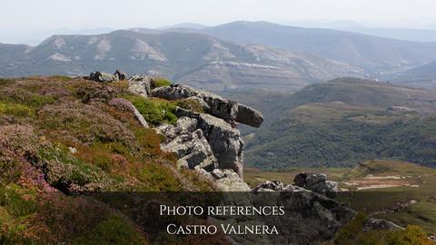 Photo reference Landscapes: Castro Valnera