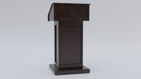 Clasic pulpit expo (Lectern)