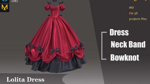 MD_Lolita Dress