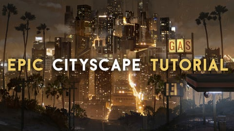 Epic Cityscape Tutorial