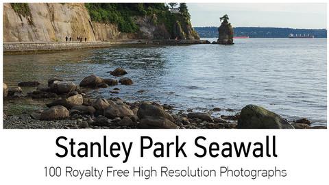 Stanley Park Seawall Photopack