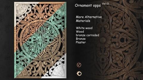 Ornament opps Vol 01