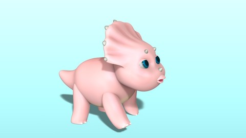 Baby Dino (Triceratops)