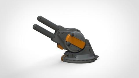Strogg Cannon