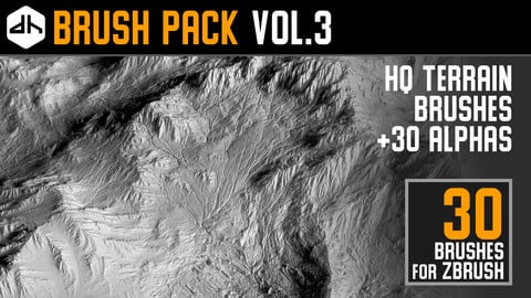 Brush Pack Vol.3