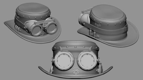 Hat Steampunk
