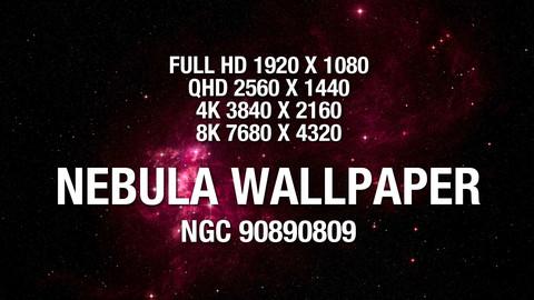 NGC 90890809 Nebula Wallpaper Full HD to 8k