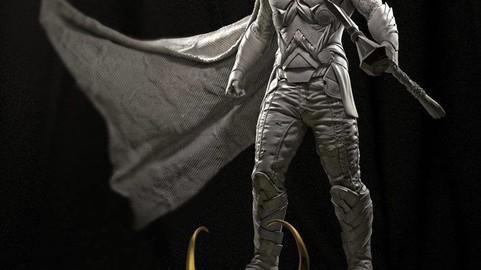 King Thor 3D Printing Figurine