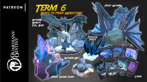 Term 6 - Reigns of the Frost Wyvern