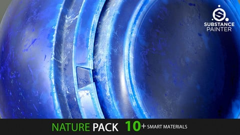 Nature Pack 10+ Smart Materials