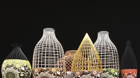 6 3d models Antique vase