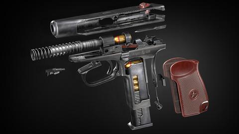 Makarov pistol PM