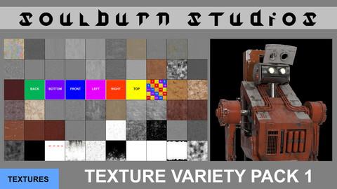 Soulburn Studios Texture Variety Pack 1