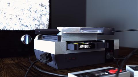 Nintendo NES 1986