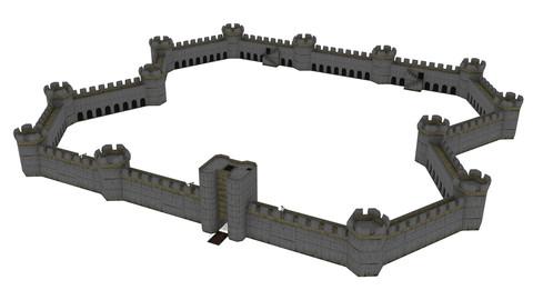 Castle Perimeter