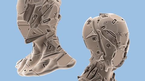 Robot busts