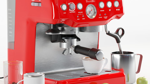 Breville Barista Express Espresso- BES870XL