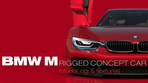 BMW-M  -  RIGGED CONCEPT CAR