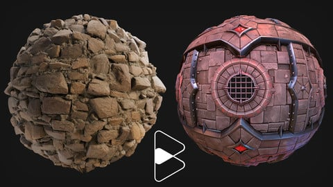Zbrush Material Pack