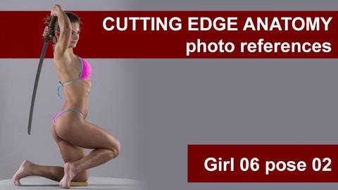 Cutting edge photo references Girl06 pose 02