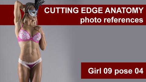 Cutting edge photo references Girl09 pose 04