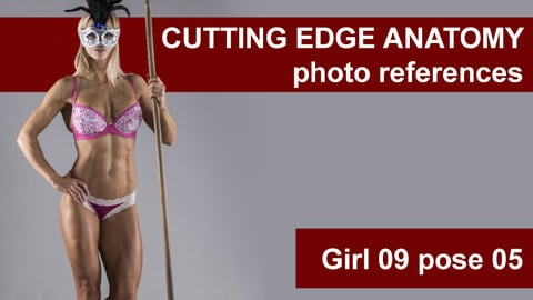 Cutting edge photo references Girl09 pose 05