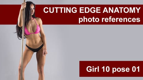 Cutting edge photo references Girl10 pose 01