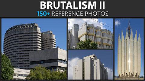 Brutalism II - Reference Pack