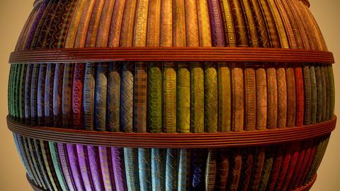 Bookshelf Material