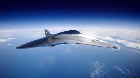 Virgin Mach 3 high speed vehicle