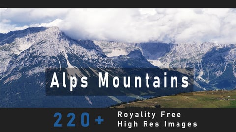Mountains Reference Pack