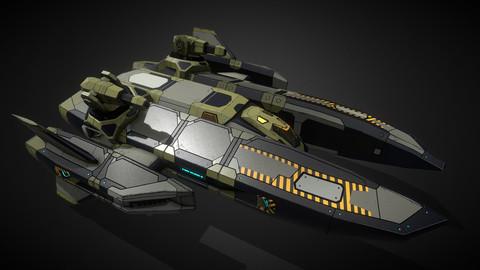 Spacecraft Tec 1 Parts