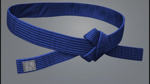 IMM Brushes for a Kimono Belt