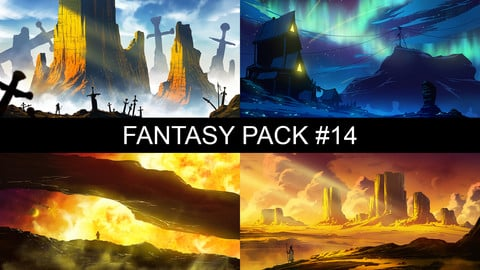 Fantasy Pack #14