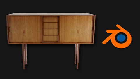 Furniture - Chest of drawers Wall unit