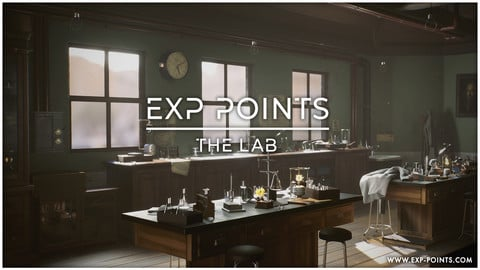 EXP Productions | The Lab | UE4