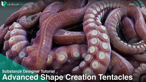 Advanced Shape Creation in Substance Designer | Eric Wiley