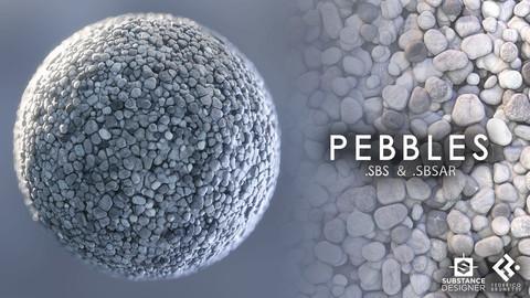 Pebbles Material