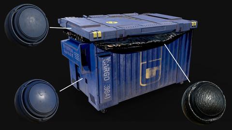 Container materials