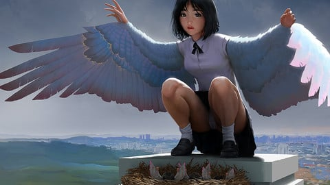 """Harpy"" Full Video Process"