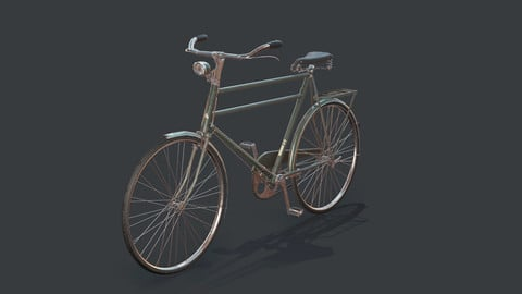 PBR Vintage Bicycle