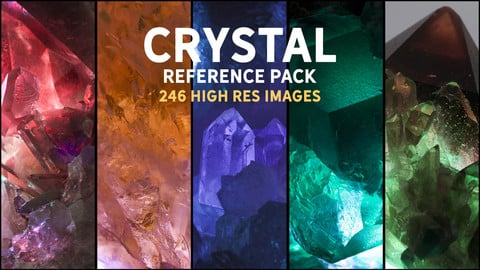 Crystal photo reference pack