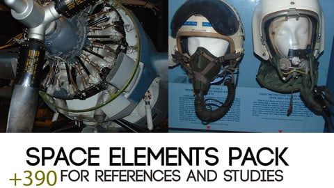 390+ Air and Space References Pack