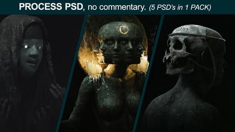 """Black Omen"" PostProcess Everydays .PSD files"