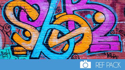 Ref Pack 004 - Graffiti Pack