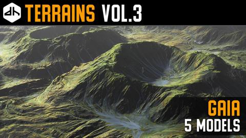 Terrains Vol.3