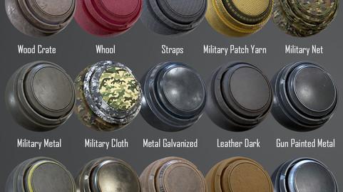 15 Military / Props Smart Materials