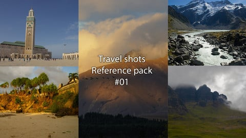 Travel Refpack #1